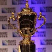 England has been chosen to host the 2015 Rugby Union World Cup for the Webb Ellis Trophy