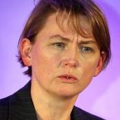 Yvette Cooper said 47,000 new jobs will be funded by the £1 billion Future Jobs Fund