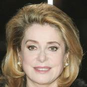 Catherine Deneuve was booed during a performance at a cultural festival