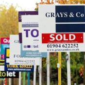 There have been further signs of improvement in the housing market, new figures show
