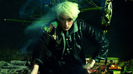 Patrick Wolf's The Bachelor is out now