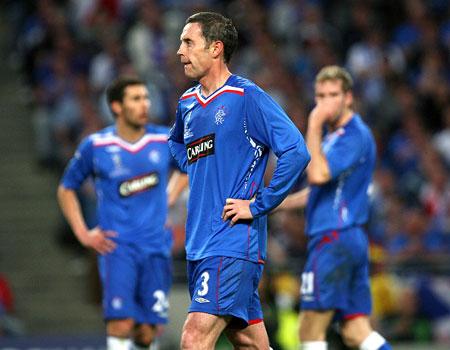 Rangers defeat