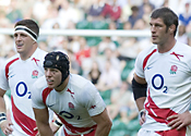 England Rugby players
