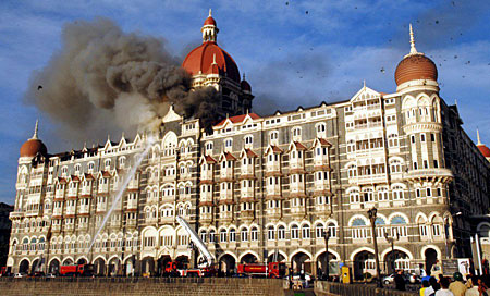 The Mumbai attacks shocked the world