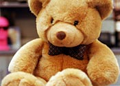 Teddy bears are to be banned in nurseries