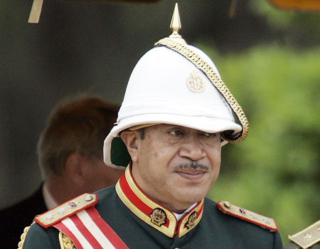 Tonga King