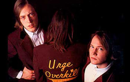 Urge Overkill appeared on the Pulp Fiction soundtrack