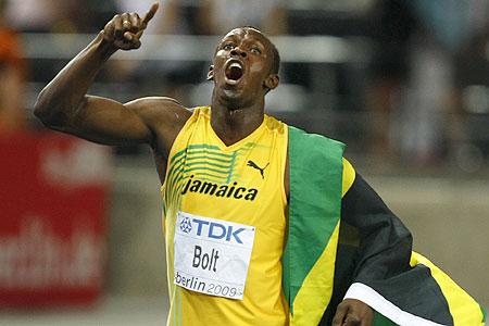 Can Metro man Etan really beat Usain Bolt in a race…?
