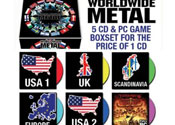 Various: Worldwide Metal Earache