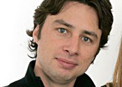 Zach Braff will be starring in Swingles