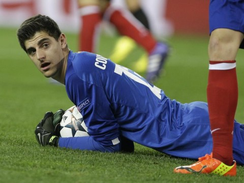 Chelsea v Atletico Madrid: Top seven facts you need to know about Thibaut Courtois