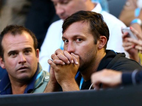 Ian Thorpe in hospital and 'may lose use of arm'