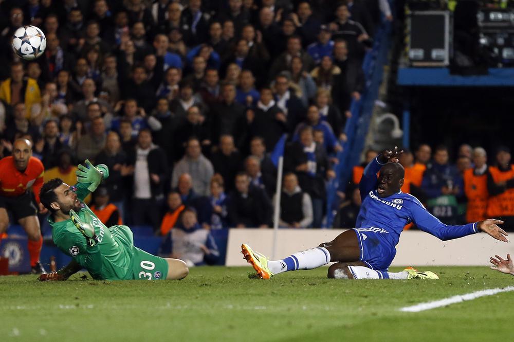 Dare to Demba Ba – Magical Chelsea defy all odds against Paris Saint-Germain to reach Champions League semi-finals