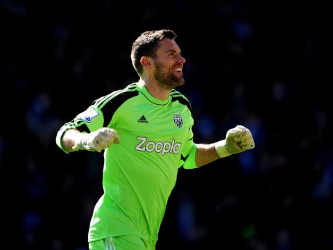 Tottenham target West Brom's Ben Foster as Hugo Lloris' replacement