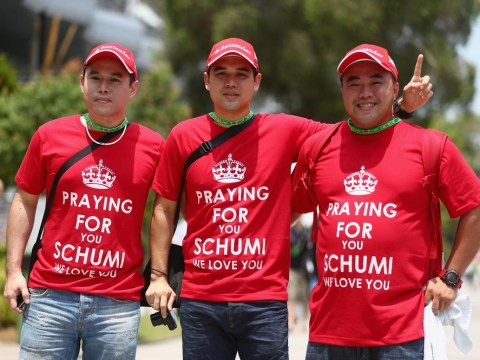 Fans' fury over Michael Schumacher 'awake' claims
