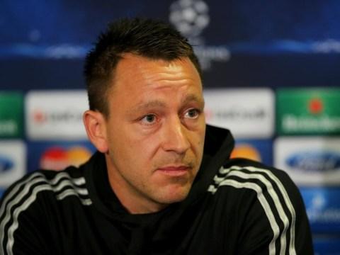 John Terry '100 per cent' certain he won't make England World Cup return