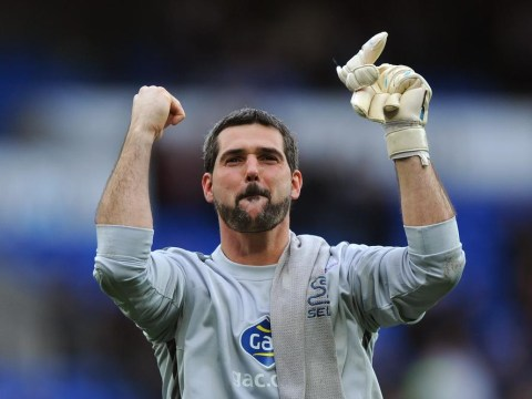 Julian Speroni should just edge Joel Ward for Crystal Palace's player of the year