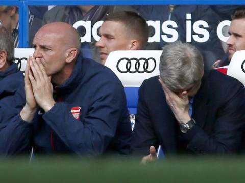 FA Cup final is defining moment to save or sink Arsene Wenger's Arsenal career