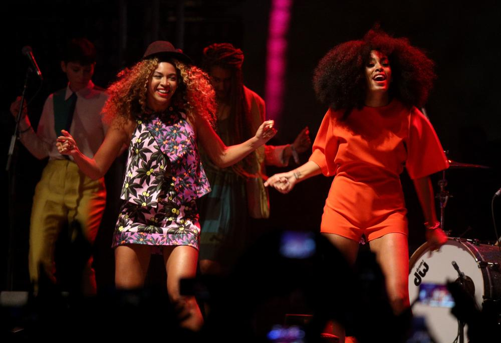Coachella 2014: Best and worst dressed, from Beyonce and Solange to Katy Perry