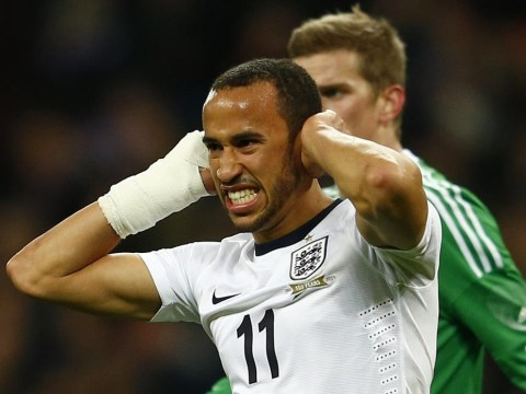 Andros Townsend out of World Cup – so who are England's other winger options for Brazil 2014?