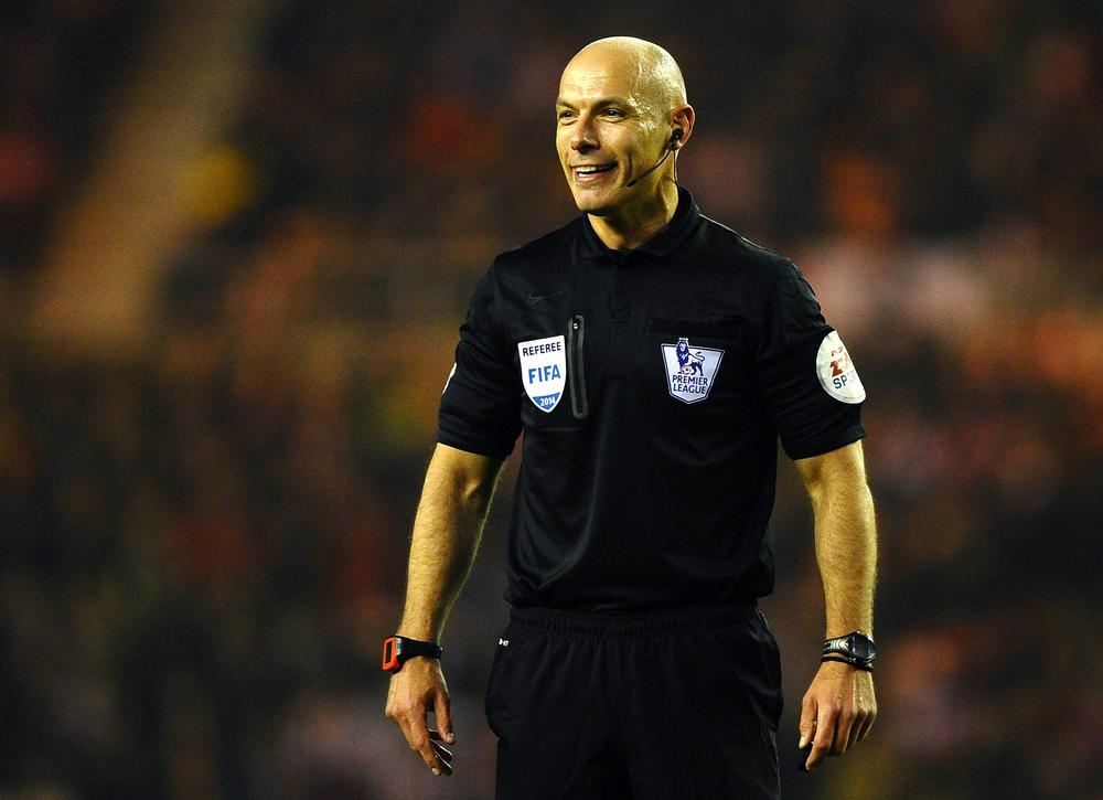 Liverpool relief after Howard Webb is overlooked for Manchester City Premier League title showdown