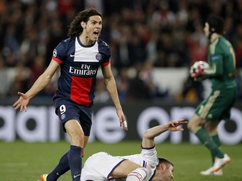 Paris Saint-Germain deny Edinson Cavani summer sale with Chelsea and Manchester United lurking