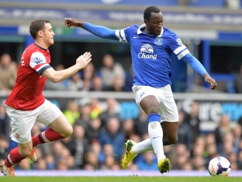 Romelu Lukaku will stay at Everton due to 'happiness', Roberto Martinez warns suitors