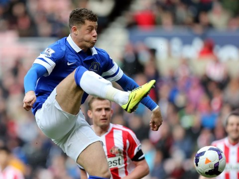 Roberto Martinez laughs off reports of £38m Ross Barkley swoop by Liverpool