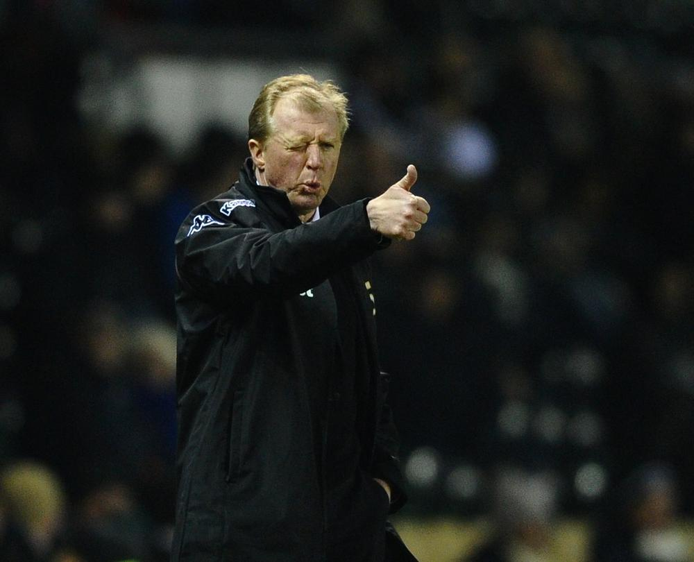 How Steve McClaren's winning team is bringing the pride back to Derby