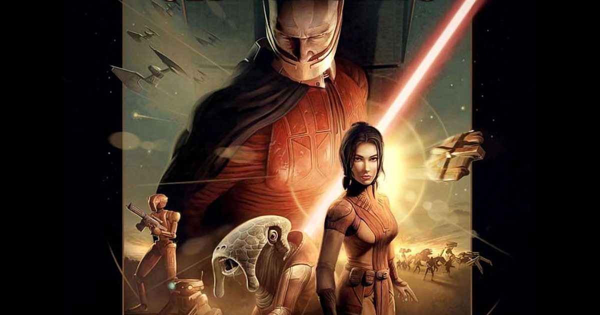 Games Inbox: Should BioWare make a new Star Wars RPG