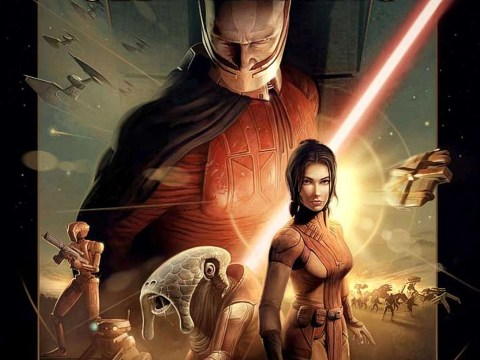 Star Wars: Knights Of The Old Republic movie in the works, but what about a new game?