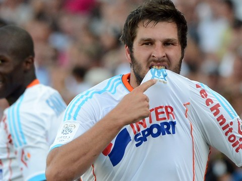 Marseille striker Andre-Pierre Gignac left furious after being trolled by Burger King