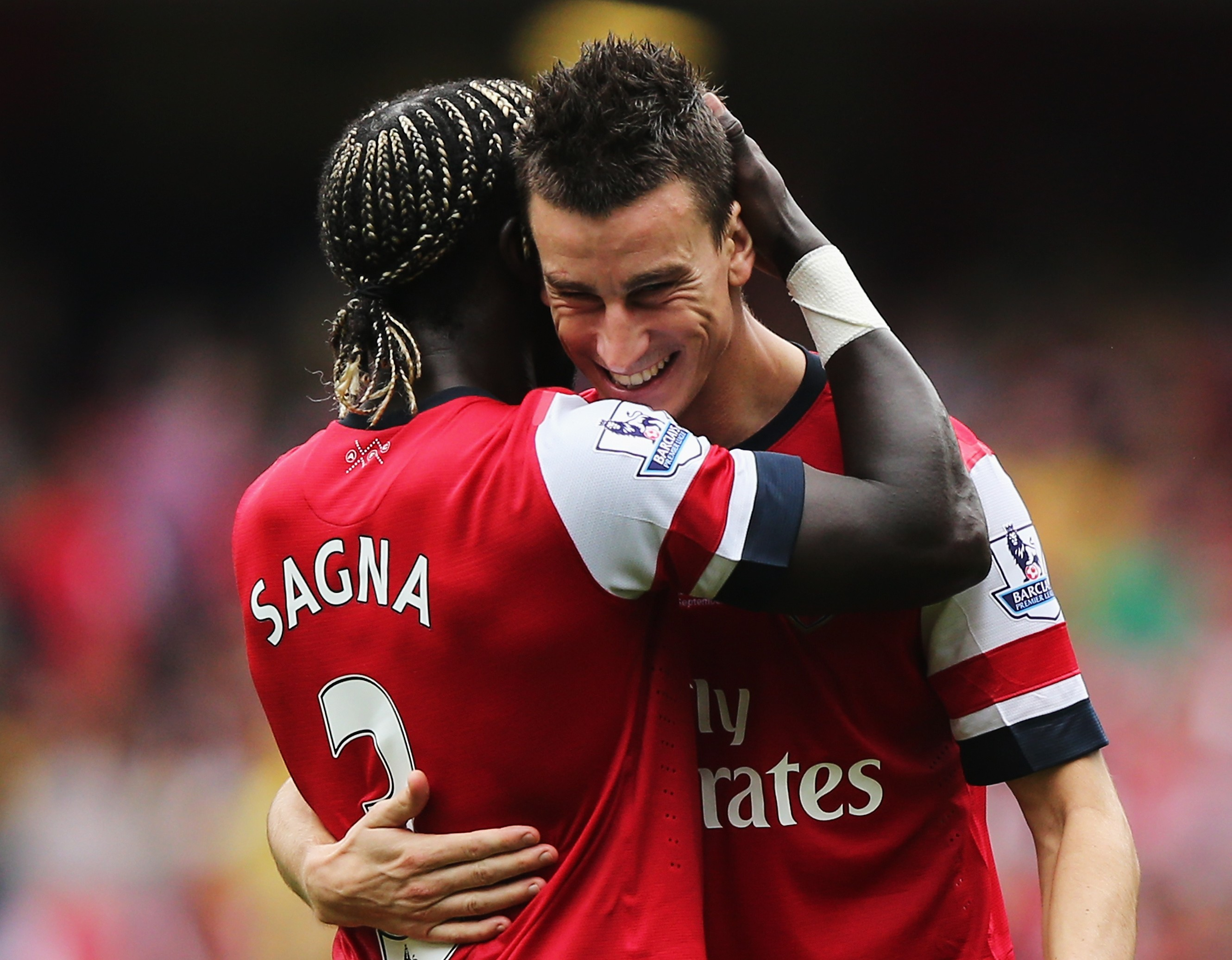 Laurent Koscielny and Bacary Sagna tipped to quit Arsenal this summer