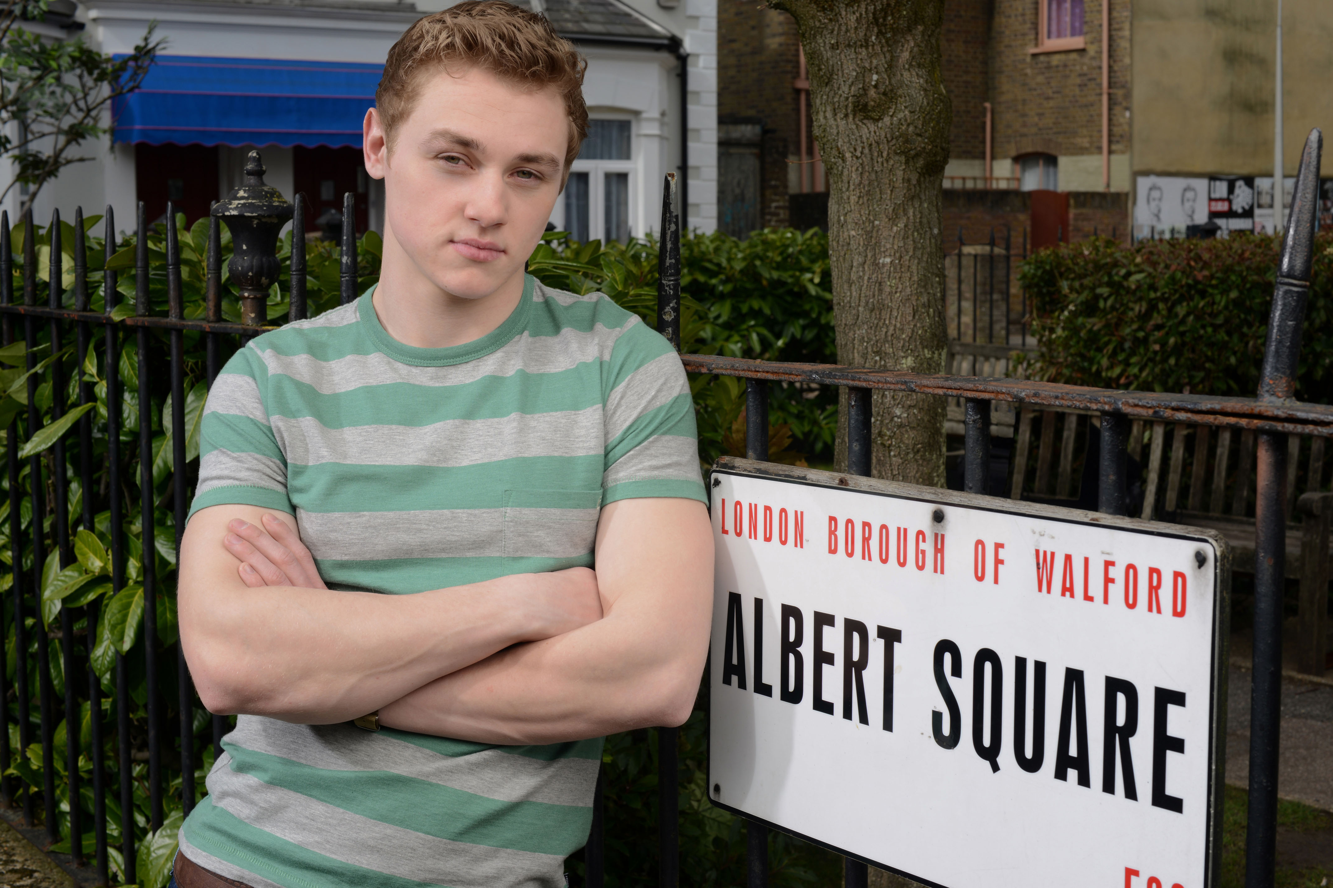 EastEnders: Lucy Beale might be dead but Ben Hardy (aka Peter Beale) has finally arrived