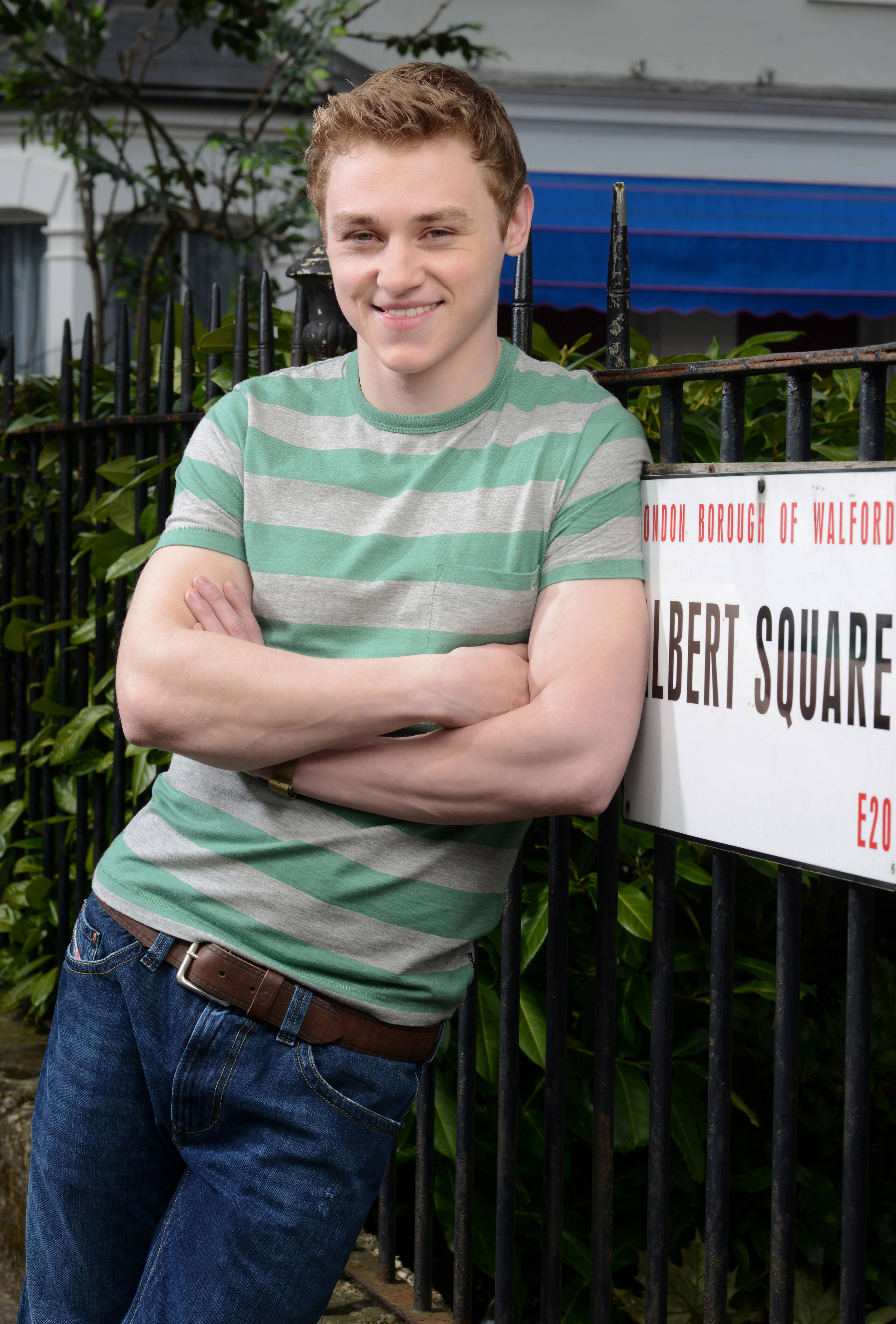 Who killed Lucy Beale? EastEnders' very own Ben Hardy has just put a BIG wager on murderer being Poppy Meadows