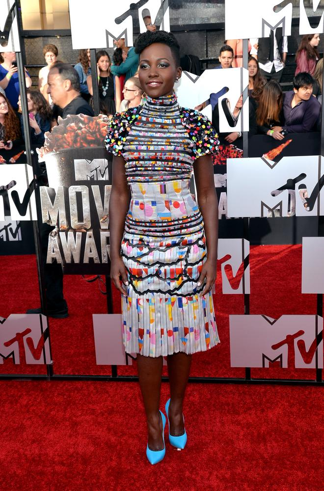 MTV Movie Awards 2014 fashion: Who rocked and who shocked on the red carpet?