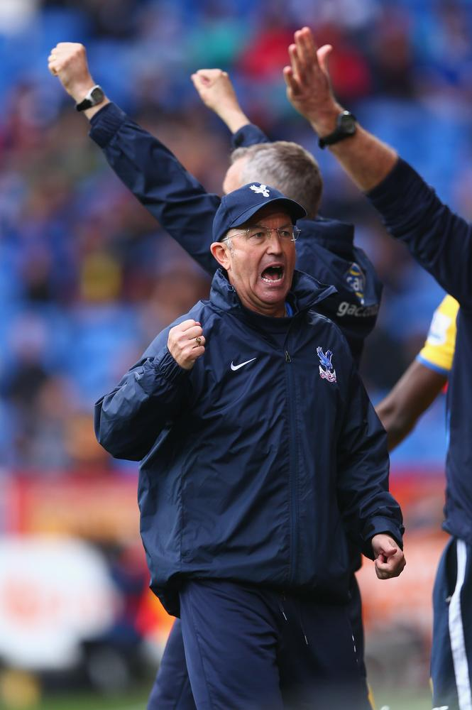 Can Crystal Palace's high-flying Eagles soar into the history books by beating Aston Villa?