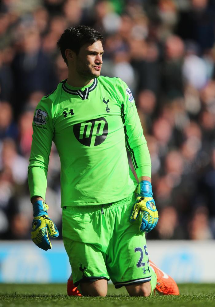 Tim Sherwood slaps £100m price tag on Tottenham goalkeeper Hugo Lloris