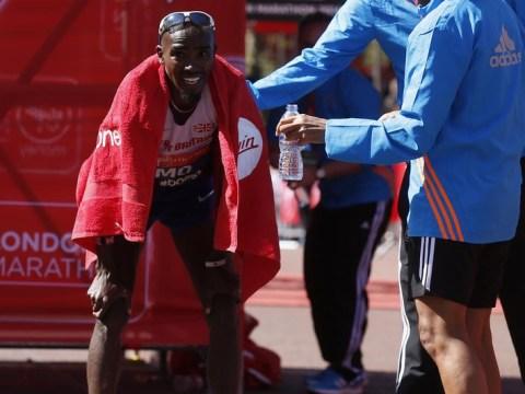Mo Farah vows to return after enduring painful London marathon debut