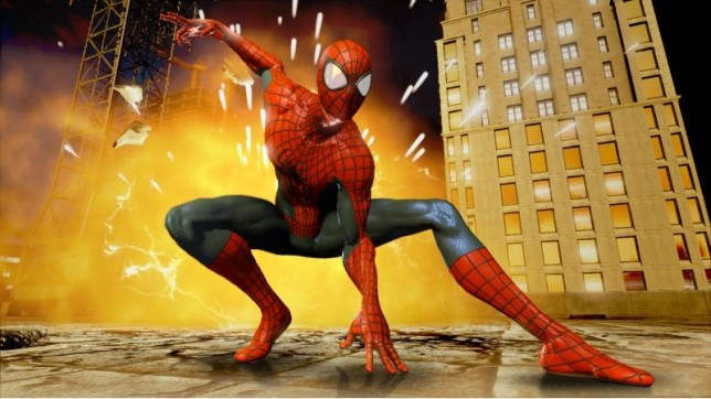 The Amazing Spider-Man 2 - only not on Xbox One
