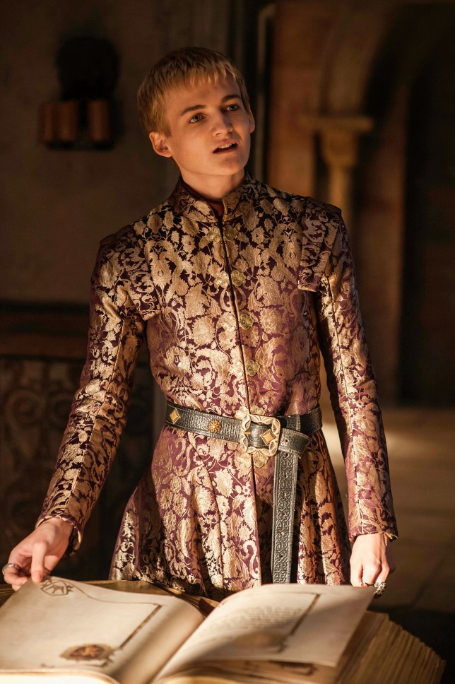 Game of Thrones Joffrey Baratheon - Jack Gleeson
