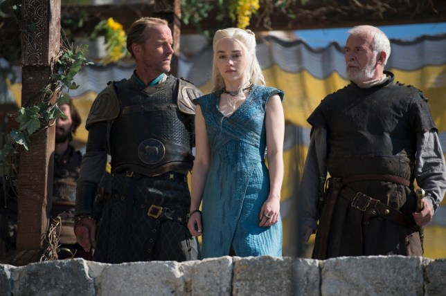 """Game of Thrones Series 4 Episode 4 """"Oathkeeper"""""""