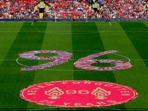 Liverpool remembers the 96 fans who tragically lost their lives at Hillsborough 25 years ago