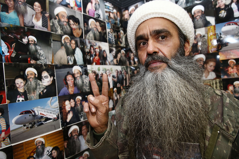 Brazil nut: Osama Bin Laden lookalike big hit in Sao Paulo bar