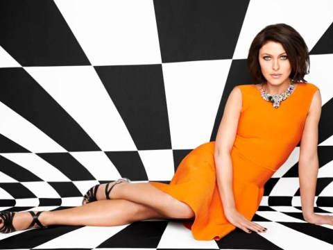 Want to make Emma Willis squirm? Dim the lights, whip out some candles and get slushy…