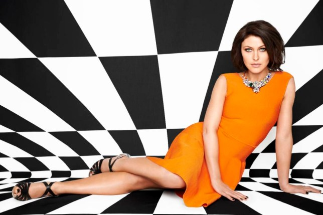 Emma Willis Emma Willis is on the cover of the May issue of Cosmopolitan (on sale 3rd April)   The terms of usage are: You will run a maximum of two images plus the front cover; You will run the front cover with the images at all times; You will state that 'The full interview appears in the May 2014 issue of Cosmopolitan, on sale 3rd April. Also available in digital edition'; You will credit the photographer as Anthony Edwin/Cosmopolitan; You will ensure that the Pictures are not altered or cropped; You warrant there will be no derogatory, defamatory or negative reference made to either Cosmopolitan or anyone featured in the Pictures;