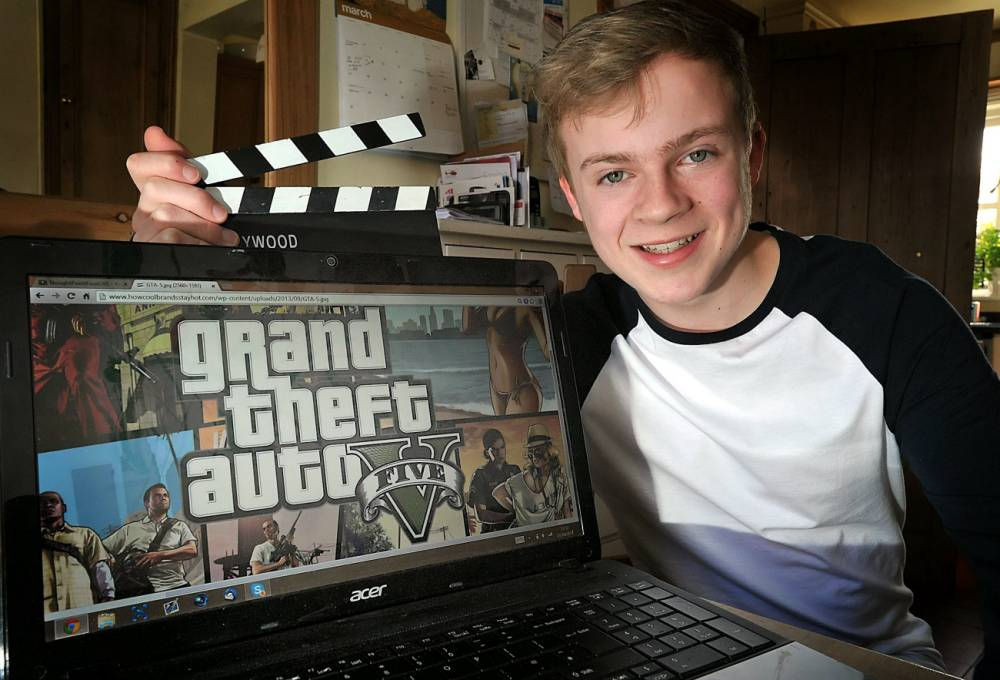Want to get paid to play Grand Theft Auto? This student earns £24k a year playing GTA V…