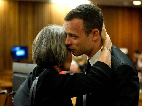Oscar Pistorius: I can smell blood and I'm terrified to sleep