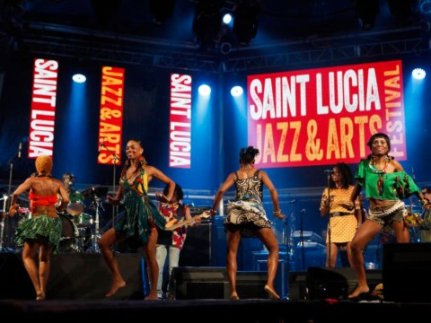 St Lucia Jazz and Arts Festival: Jazzy beats with a twist of rum… and R Kelly