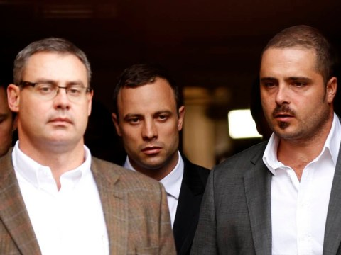 Don't make me look at horror that haunts me: Pistorius refuses to confront image of Reeva's wounds